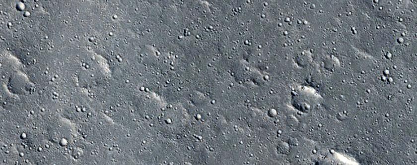 Channel-Like Features in Cerberus Region
