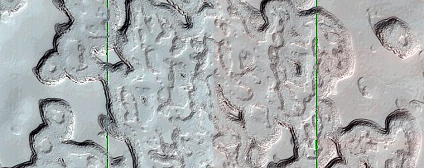 South Polar Layered Deposits