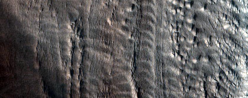 Flow Northeast of Sinton Crater