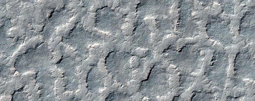 Candidate Recent Impact Site on South Polar Layered Deposits