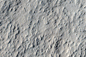 Layered Ejecta of Canala Crater