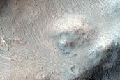 Channeled Floor of Shalbatana Vallis