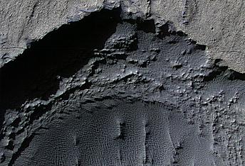 Degradation of Craters in Noachis Terra