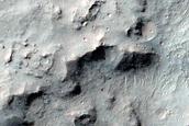 Sibiti Crater