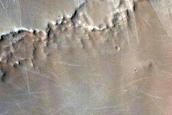Slope Streaks in Arabia Terra