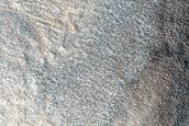 West Rim of Crater