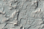 Terra Cimmeria Light-Toned Outcrops