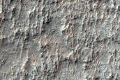 Rocky Terrain in Terra Sabaea