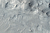Layering in Medusae Fossae Formation
