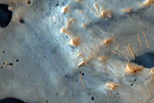 Sand Monitoring in Pasteur Crater