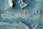 Candidate Landing Site for 2020 and Sample Return Missions at Jezero Crater