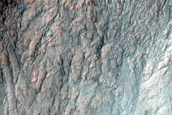 Gully Monitoring in Galap Crater