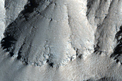 Layers in Noctis Labyrinthus
