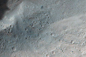 Monitor Recurring Slope Lineae in Tivat Crater