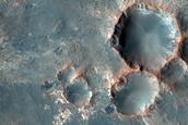 ExoMars Candidate Landing Site in Mawrth Vallis