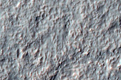 Channel South of Icaria Planum
