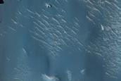 Dunes in Arabia Terra
