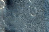 Cones in Utopia Planitia