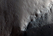 Double Impact Crater