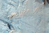 Palikir Crater Slopes