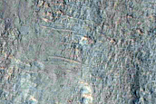 Possible Active Slope Features