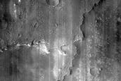 Floor of Jones Crater