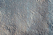 Layered Structures in Northern Mid-Latitudes