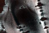 Richardson Crater Dunes