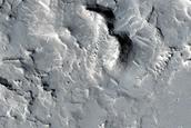 Elysium Planitia Change Detection