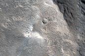 Exposure of Layers in Arabia Terra
