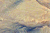 Monitor Slopes in Hellas Planitia