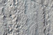 Knobby South Polar Layered Deposits Exposure