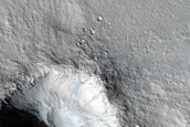 Small Rayed Crater