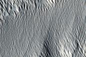 Meander in Mangala Valles System