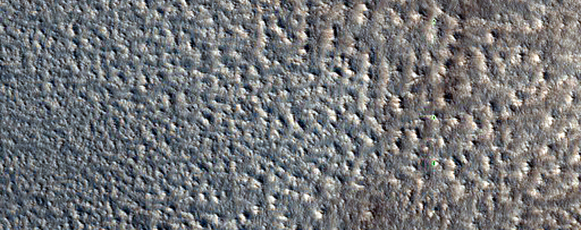 Possible Gullies