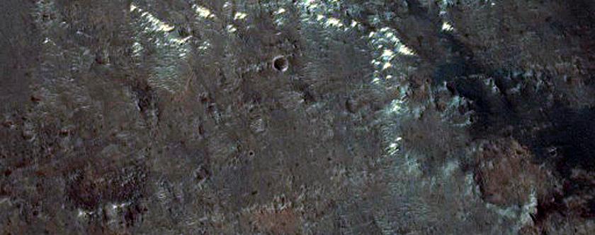 Dunes Seen in MOC Images