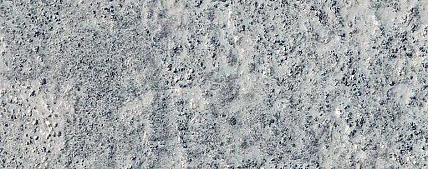 Layering in Argyre Planitia