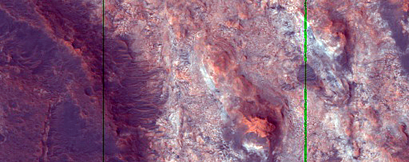 Sulfate-Rich Terrain in Mawrth Vallis