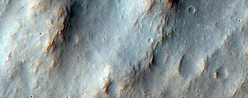 Hydrated Plains in Northwest Terra Sirenum