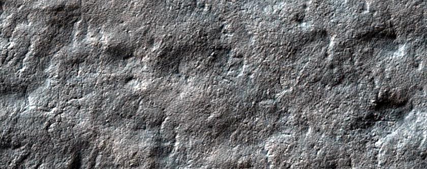 South Polar Terrain
