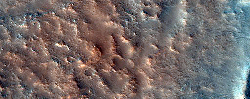 Channels From Ejecta