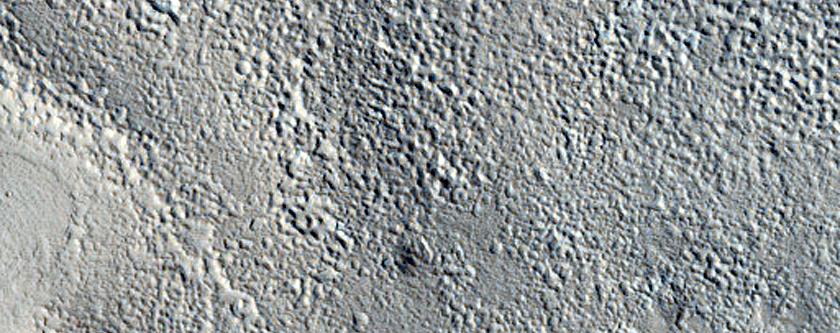 Candidate New Impact in North Arabia Terra