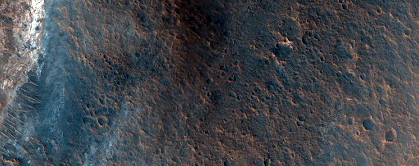 Mounds in Chryse Planitia
