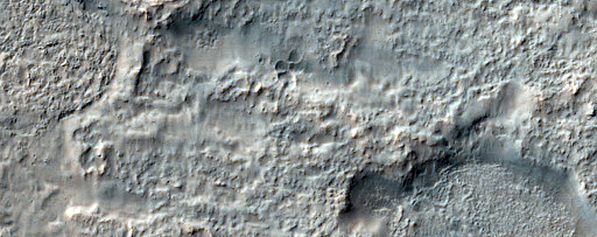 Terrain Sample in Southern Highlands