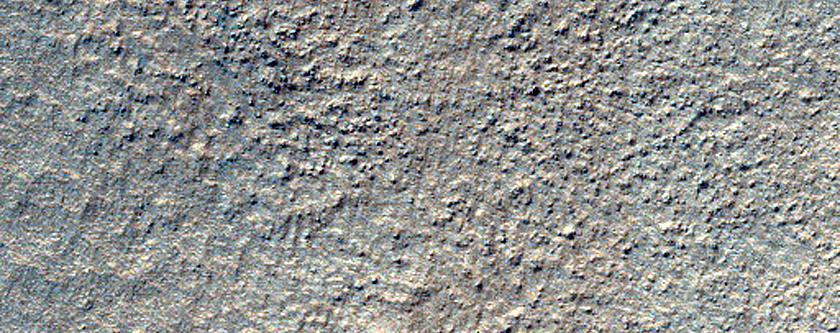 Sulfate-Rich Deposit in Hellas Region Sedimentary Floor