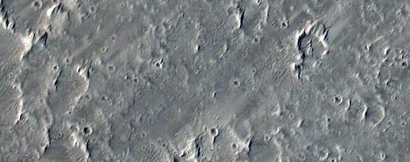 Tharsis Region