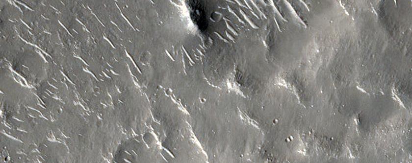 Northern Low-Latitude Terrain