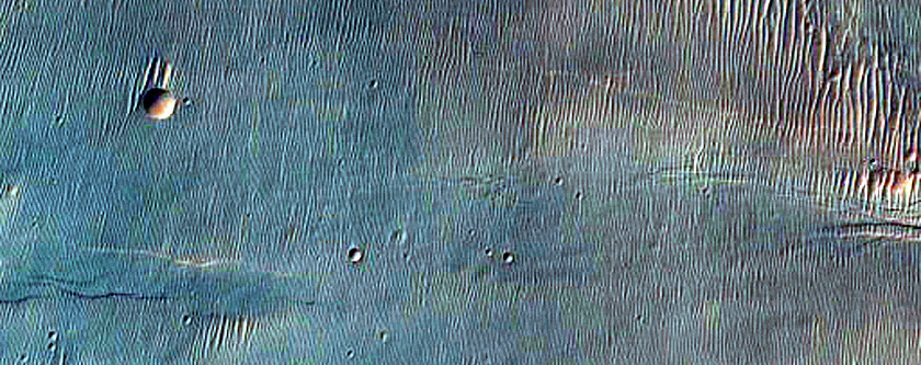 Phyllosilicate-Rich Stratigraphy in Nirgal Vallis Wall