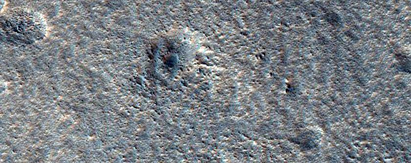 Mid-Latitude Terrain