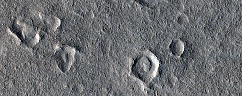 Plains North of Acheron Fossae